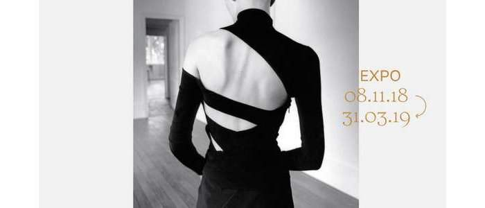 Groupe mode et textiles : visite exposition « Back Side – Fashion from Behind »