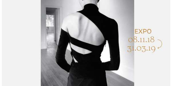 Groupe mode et textiles : visite exposition « Back Side – Fashion from Behind (...)